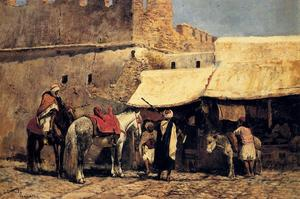 Edwin Lord Weeks - Tánger