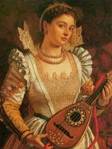 William Holman Hunt - Bianca