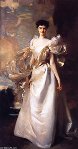 John Singer Sargent - margaret hyde , 19th Condesa de suffolk