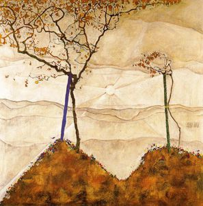 Egon Schiele - untitled (697)